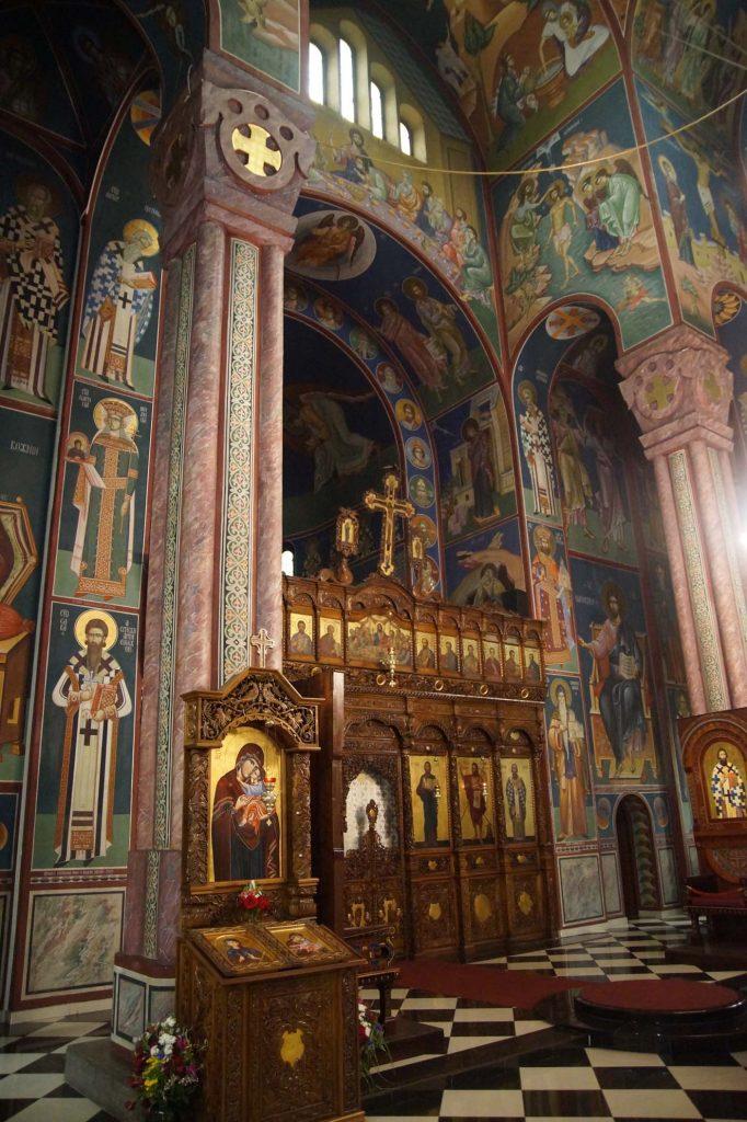 Ljubljana kerken