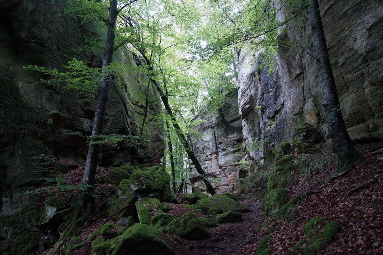 Luxemburg wandelen