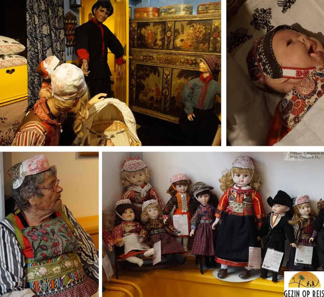 Marken museum met kinderen