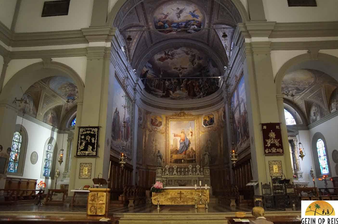 palmanova kerk