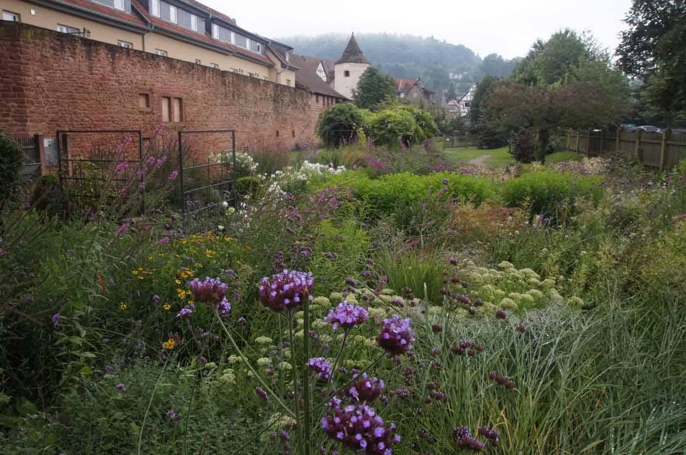 Büdingen Duitsland