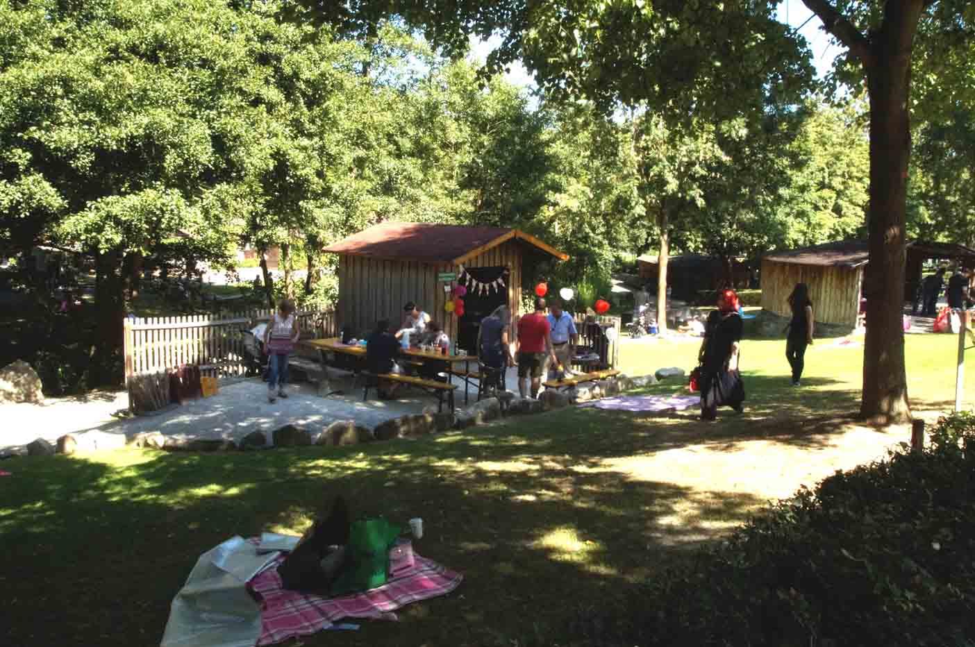freizietpark Lochmühle