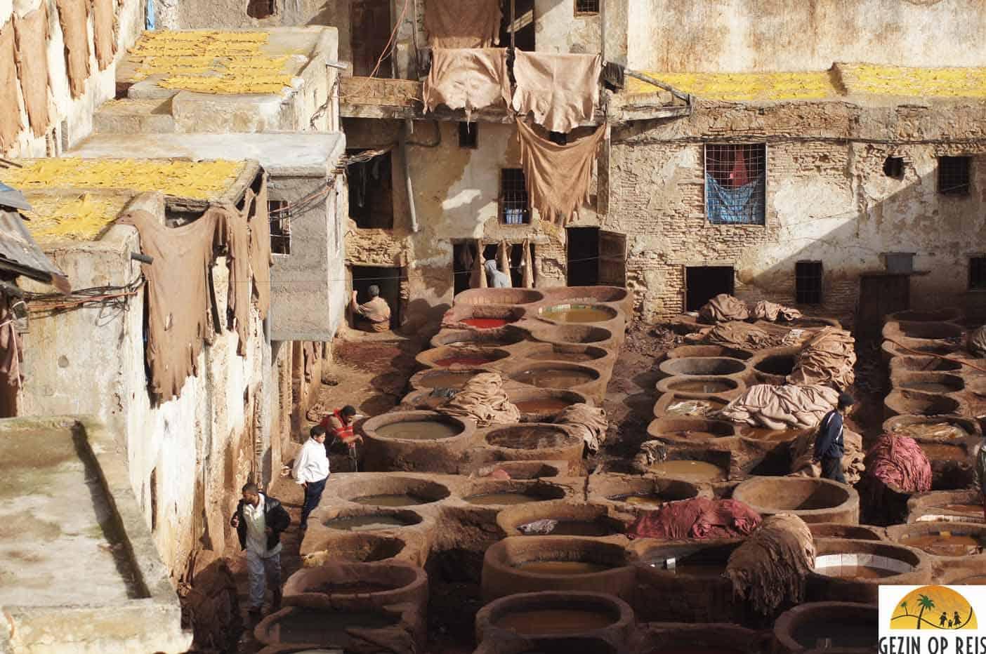 Marokko meivakantie