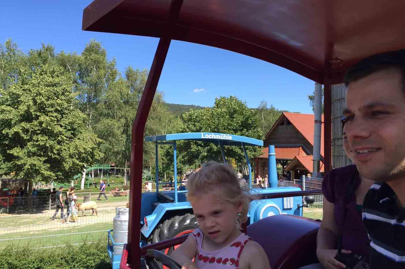 pretpark Lochmühle
