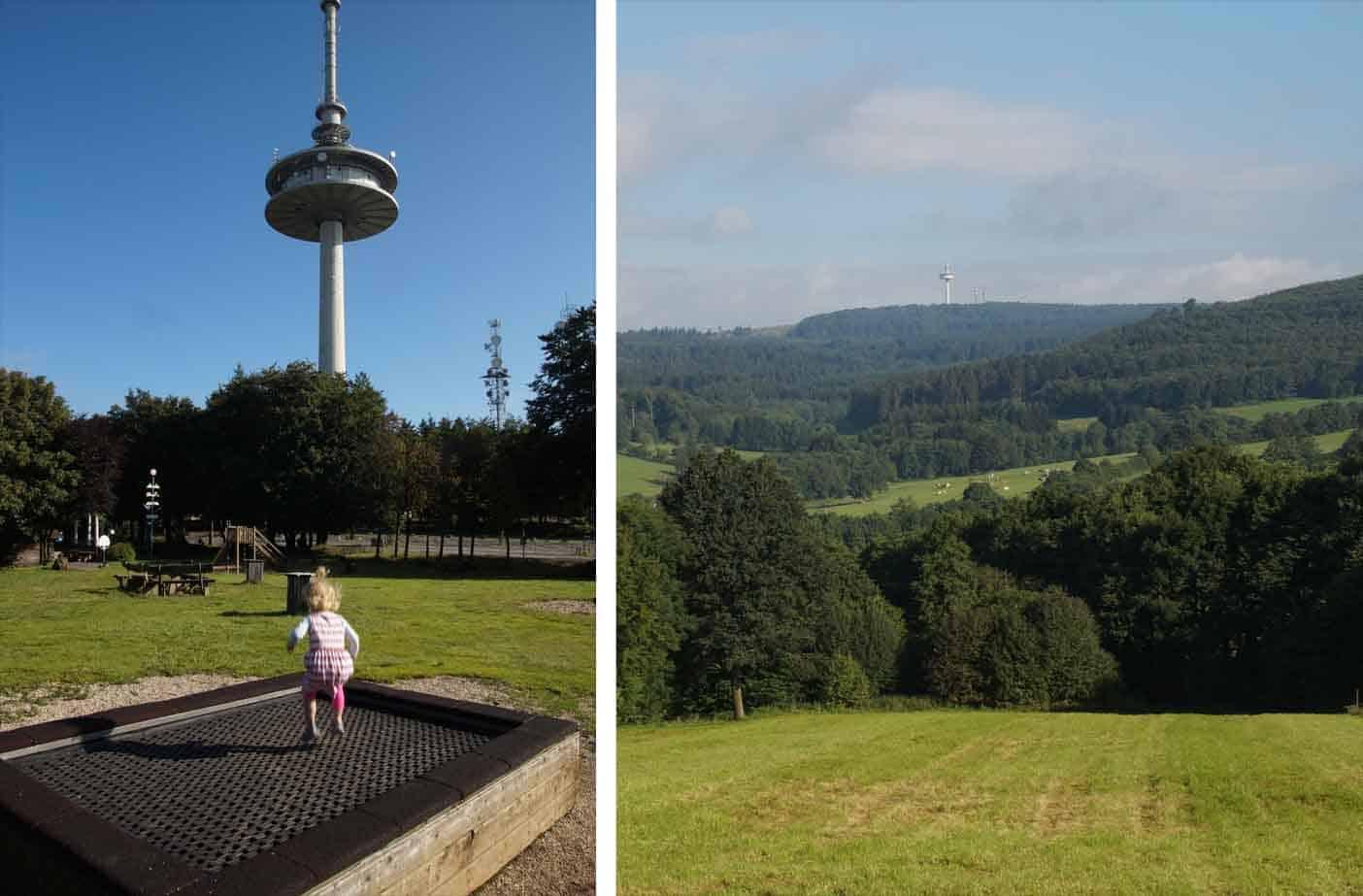 vogelsberg toren