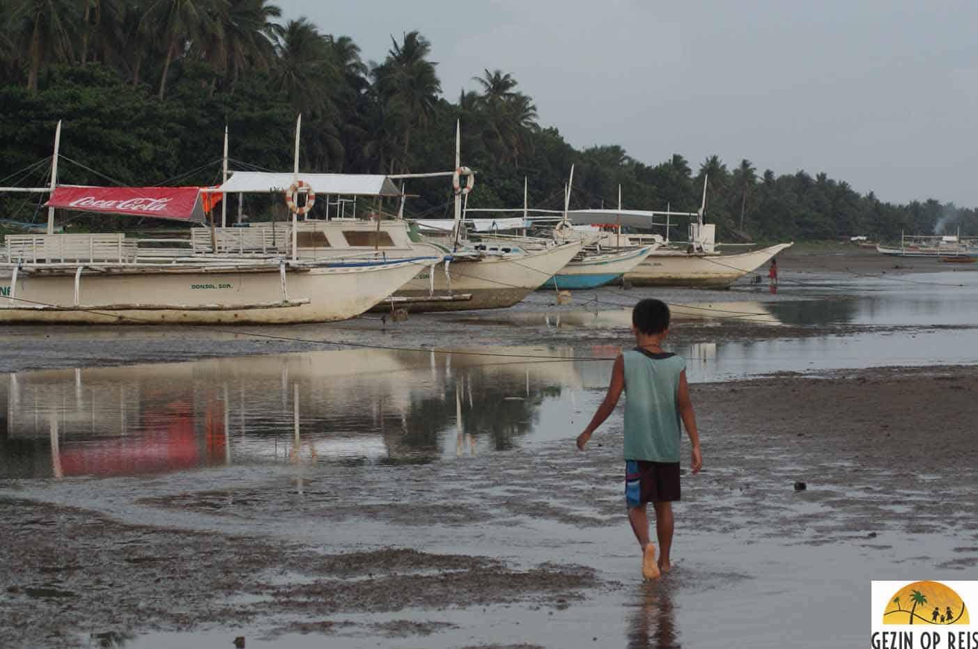 Filipijnen met kinderen