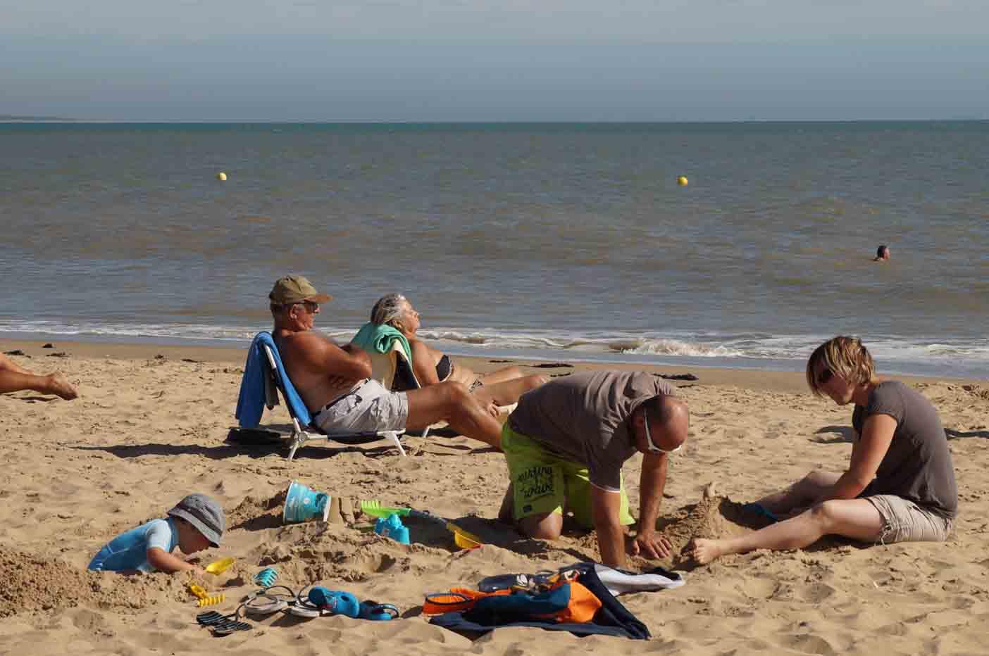 stranden vendee