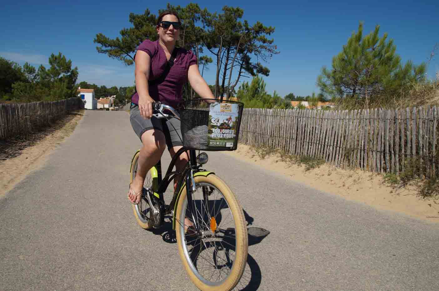 fietsen vendee