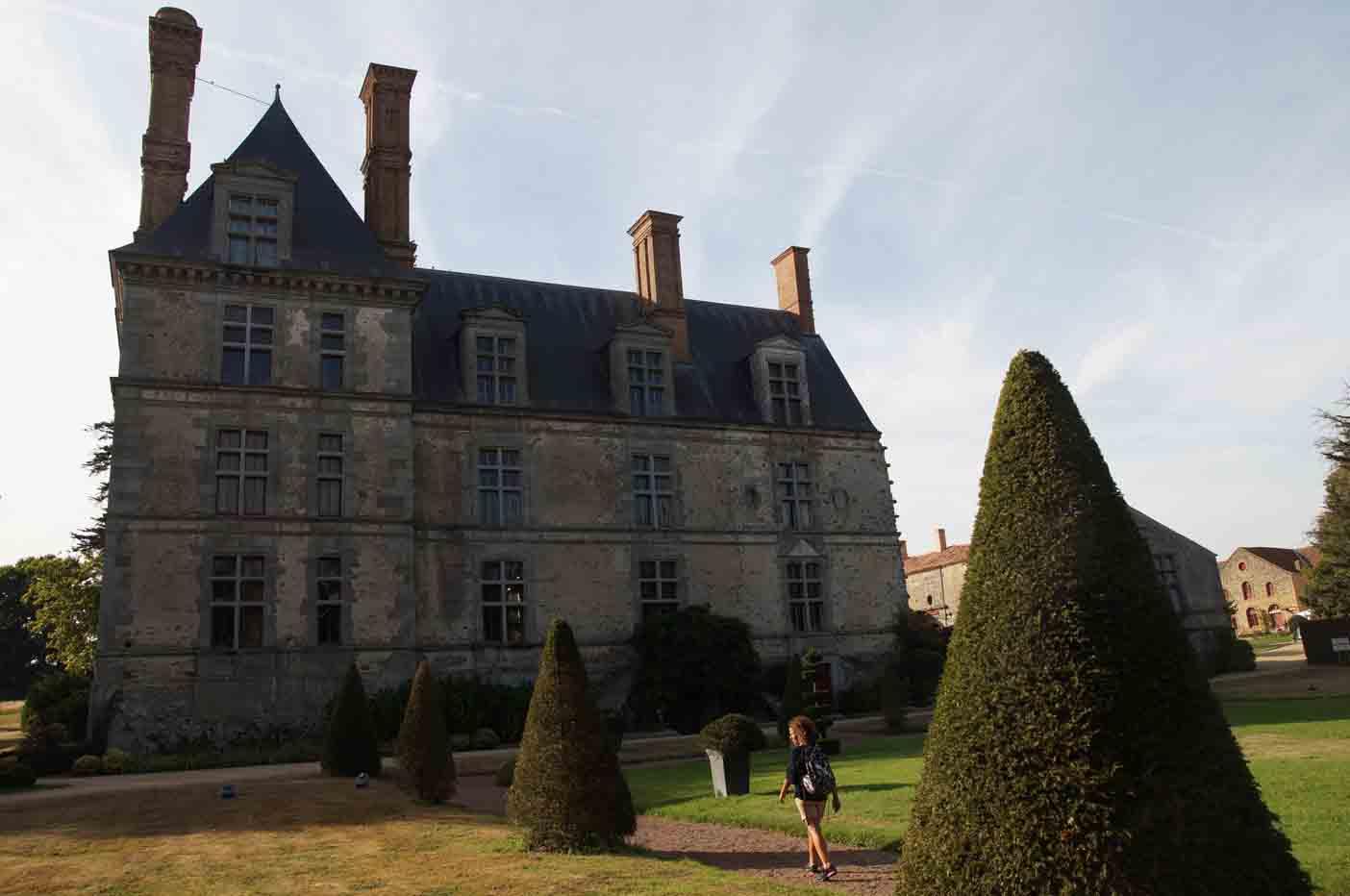 kasteel van de avonturiers