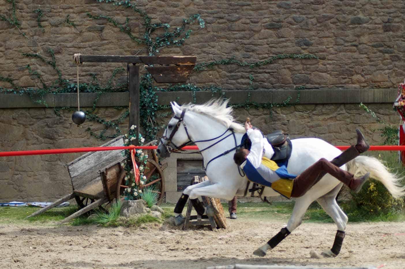 paardenshow puy de fou