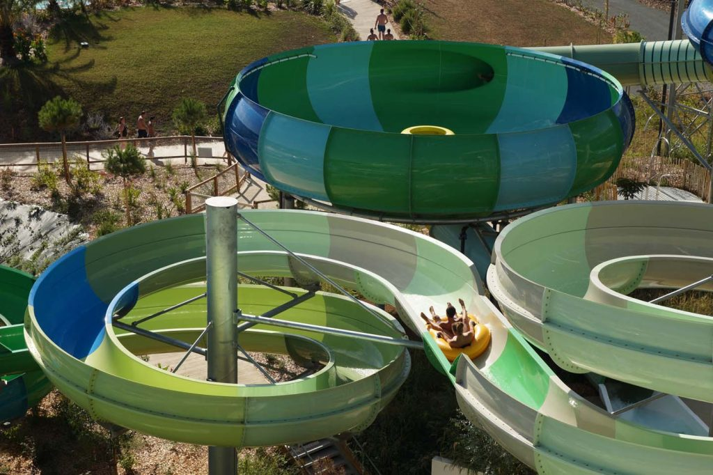 O'gliss waterpark vendee glijbaan
