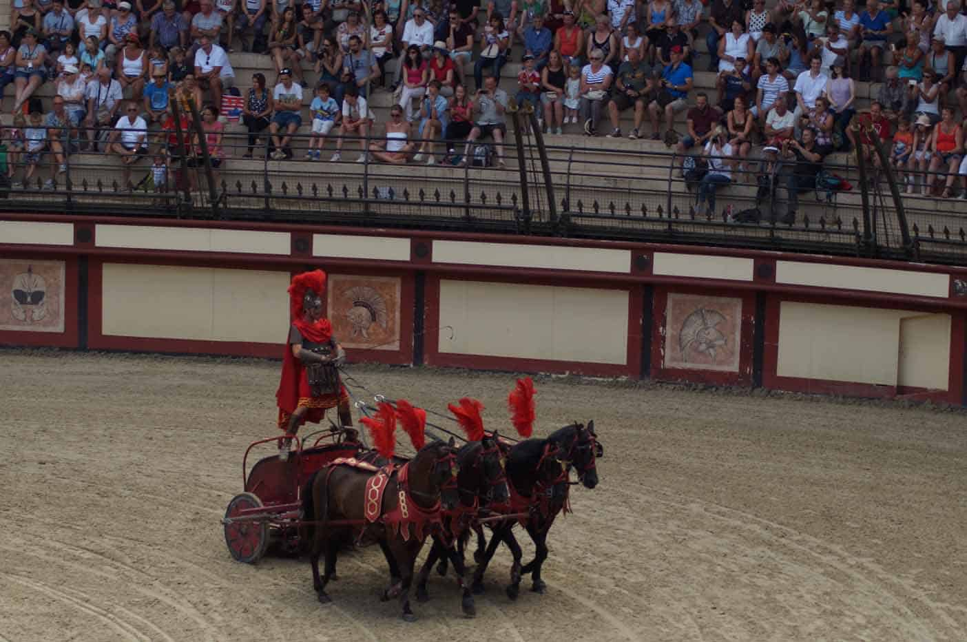 Puy du fou gladiatoren