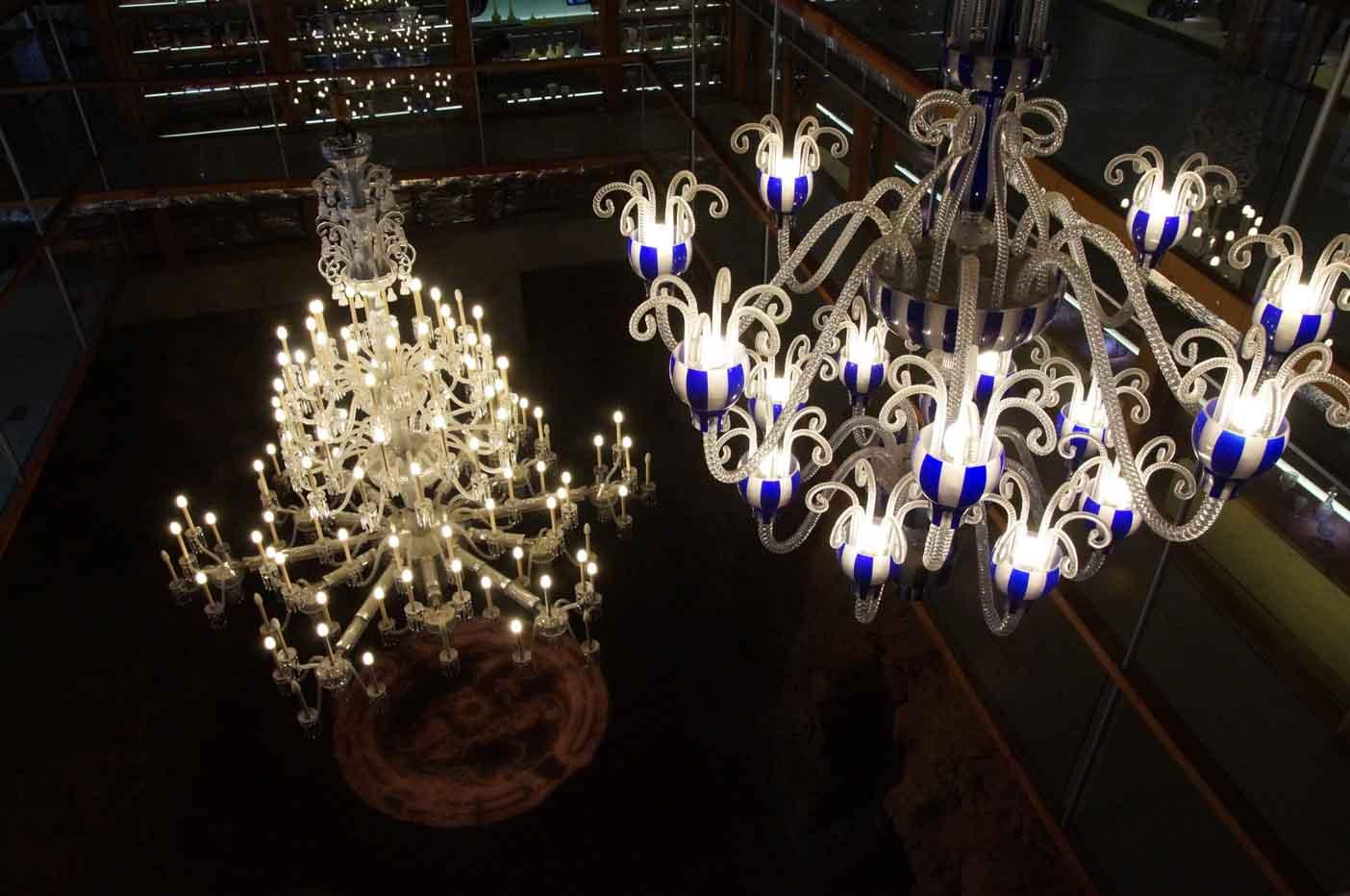 kristalmuseum van Saint-Louis