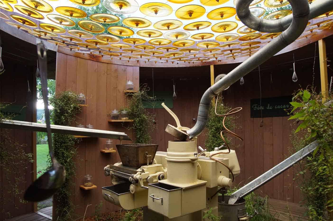 tuin van de vrede bitche frankrijk
