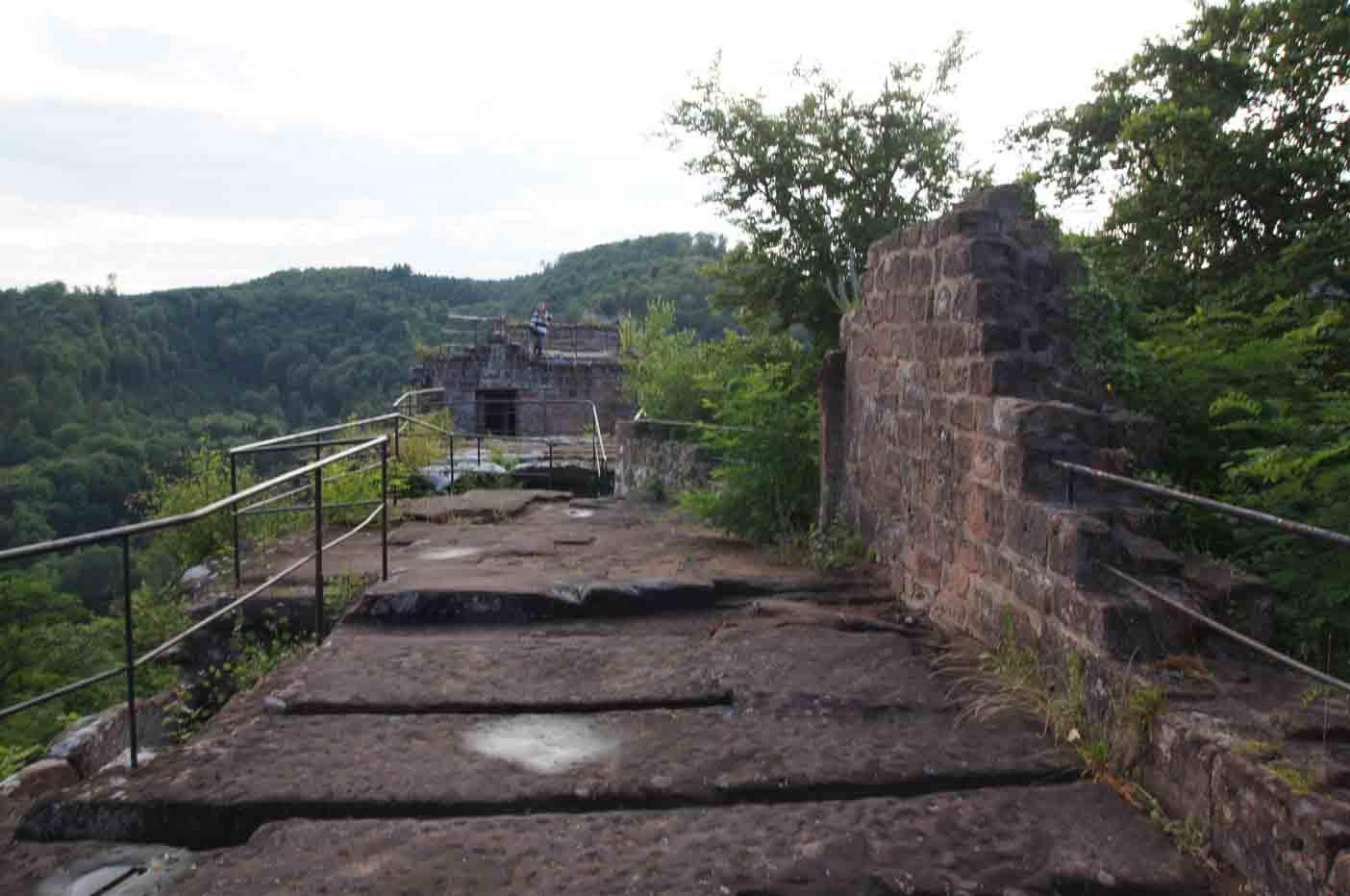 wasingstein kasteel vogezen