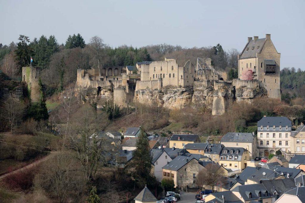 kasteel larochette