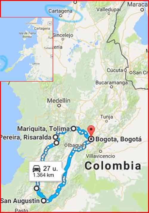 colombia-route