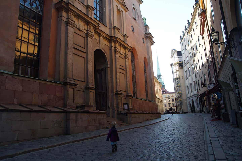 Stockholm kerken