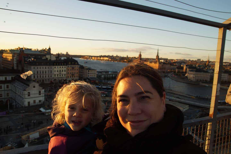 Stockholm met kinderen