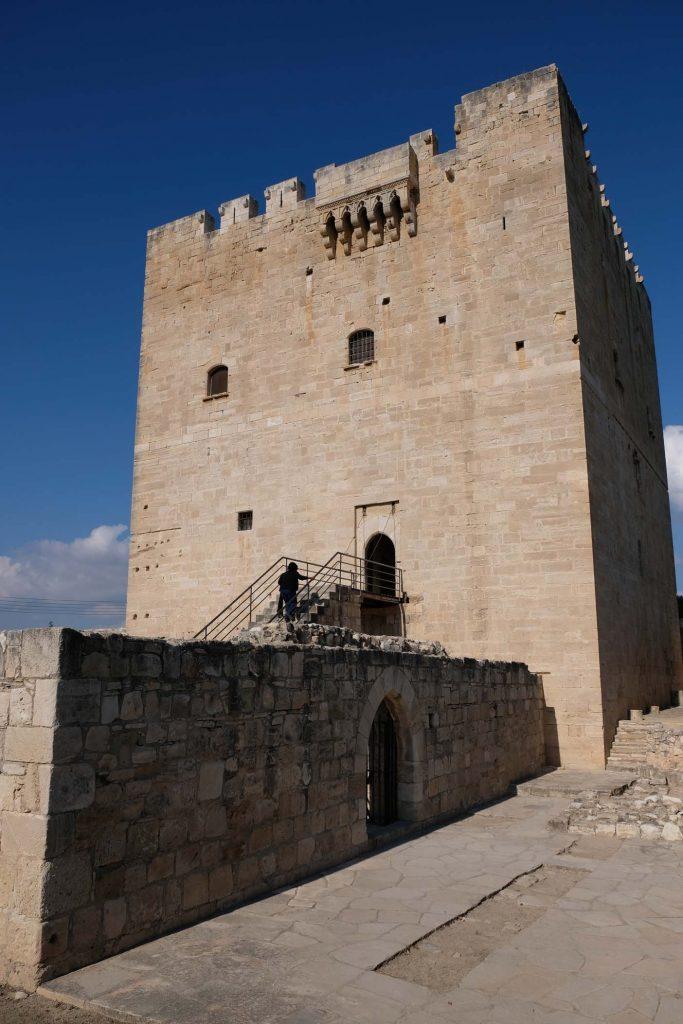 cyprus kasteel kolossi
