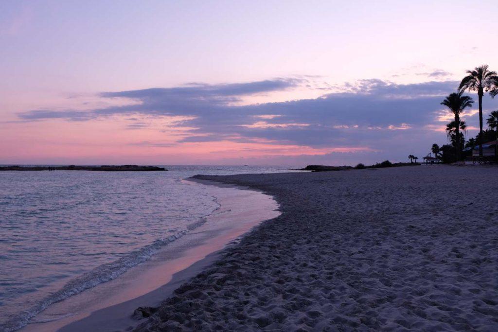 Cyprus stranden