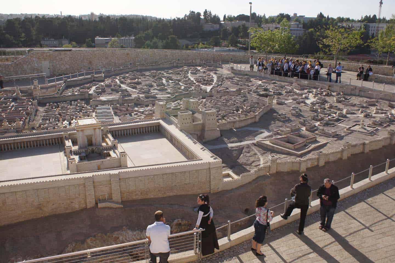jeruzalem met kinderen israel museum