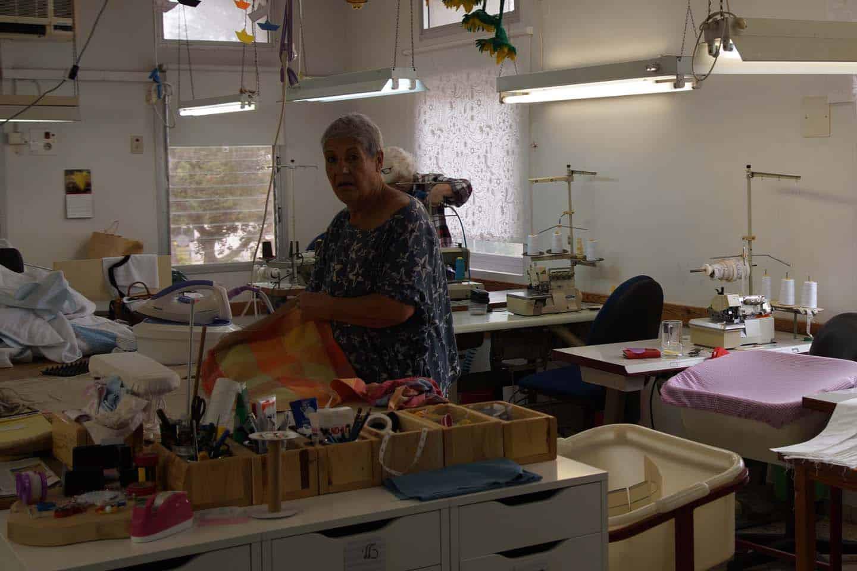 werken in een kibboets