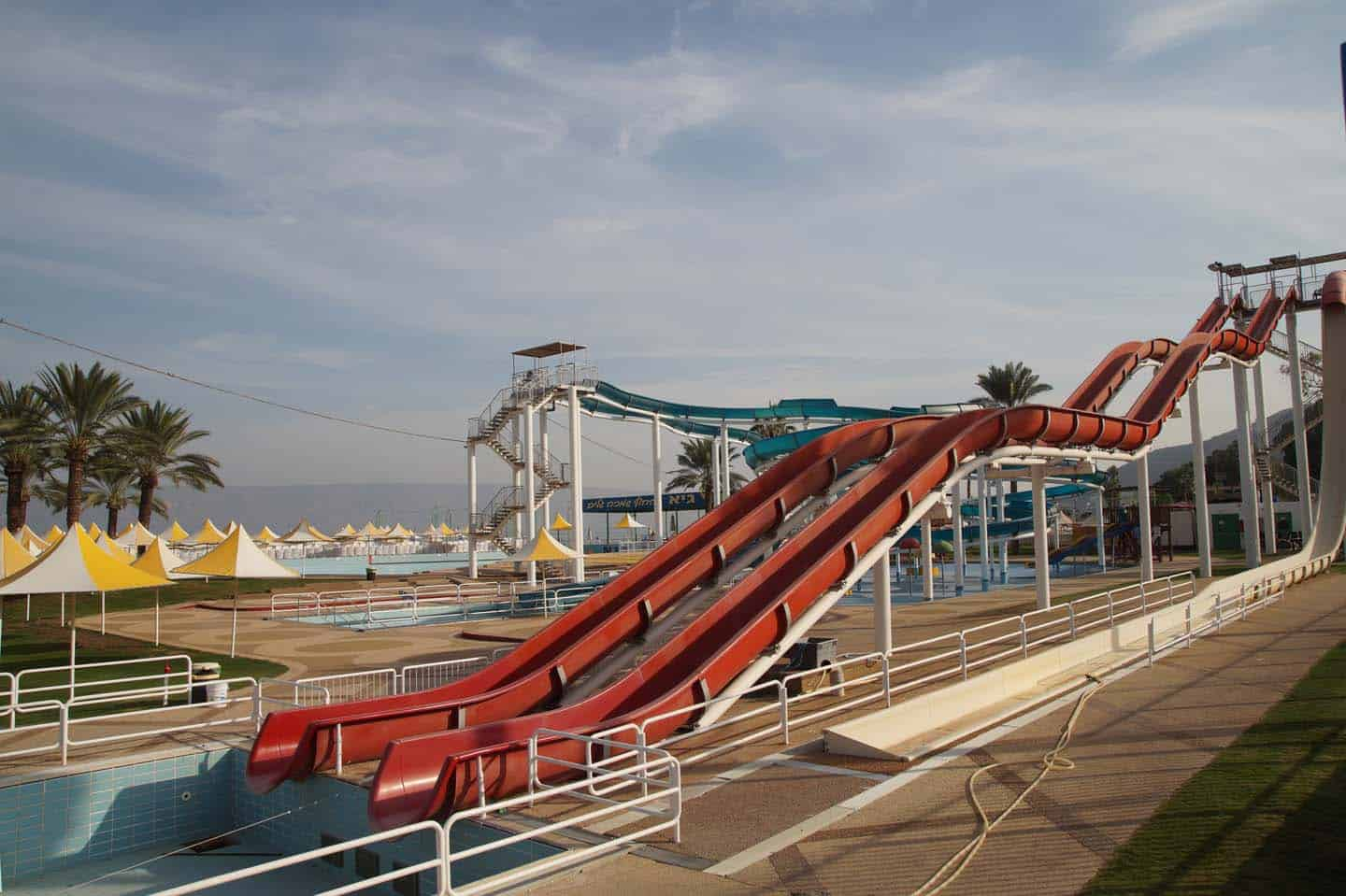 waterpark tiberias