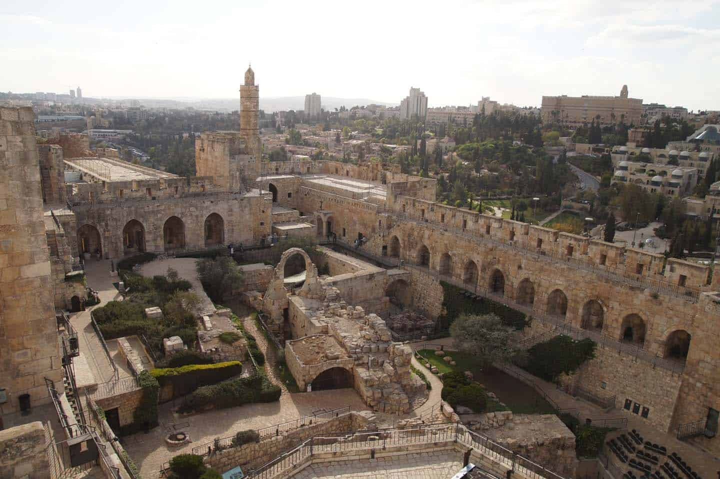 Tower of david jeruzalem