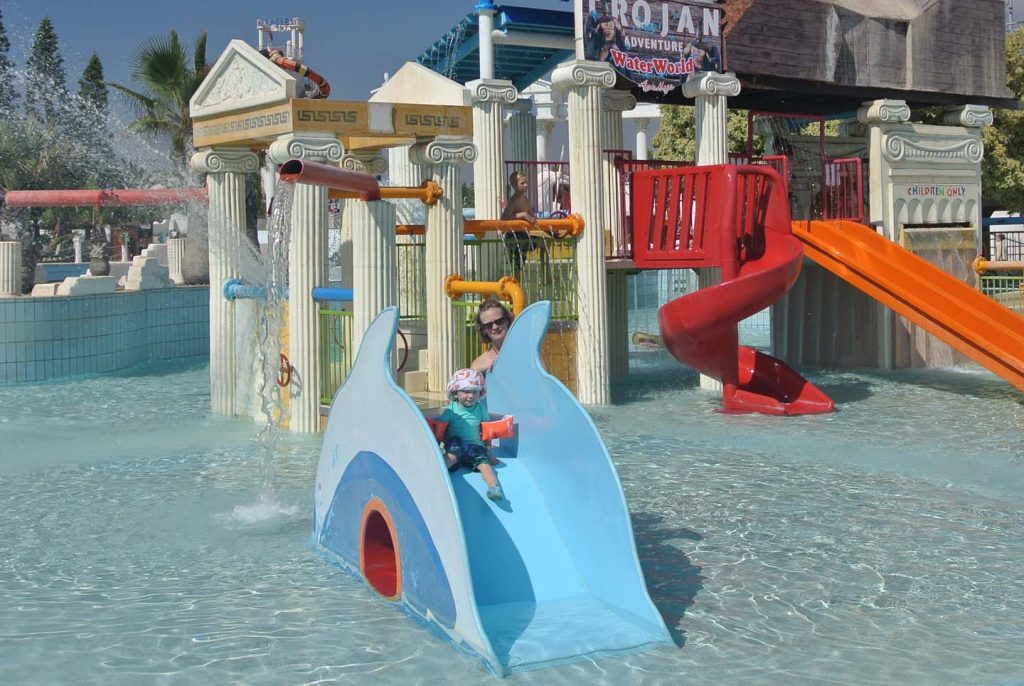 waterpark cyprus