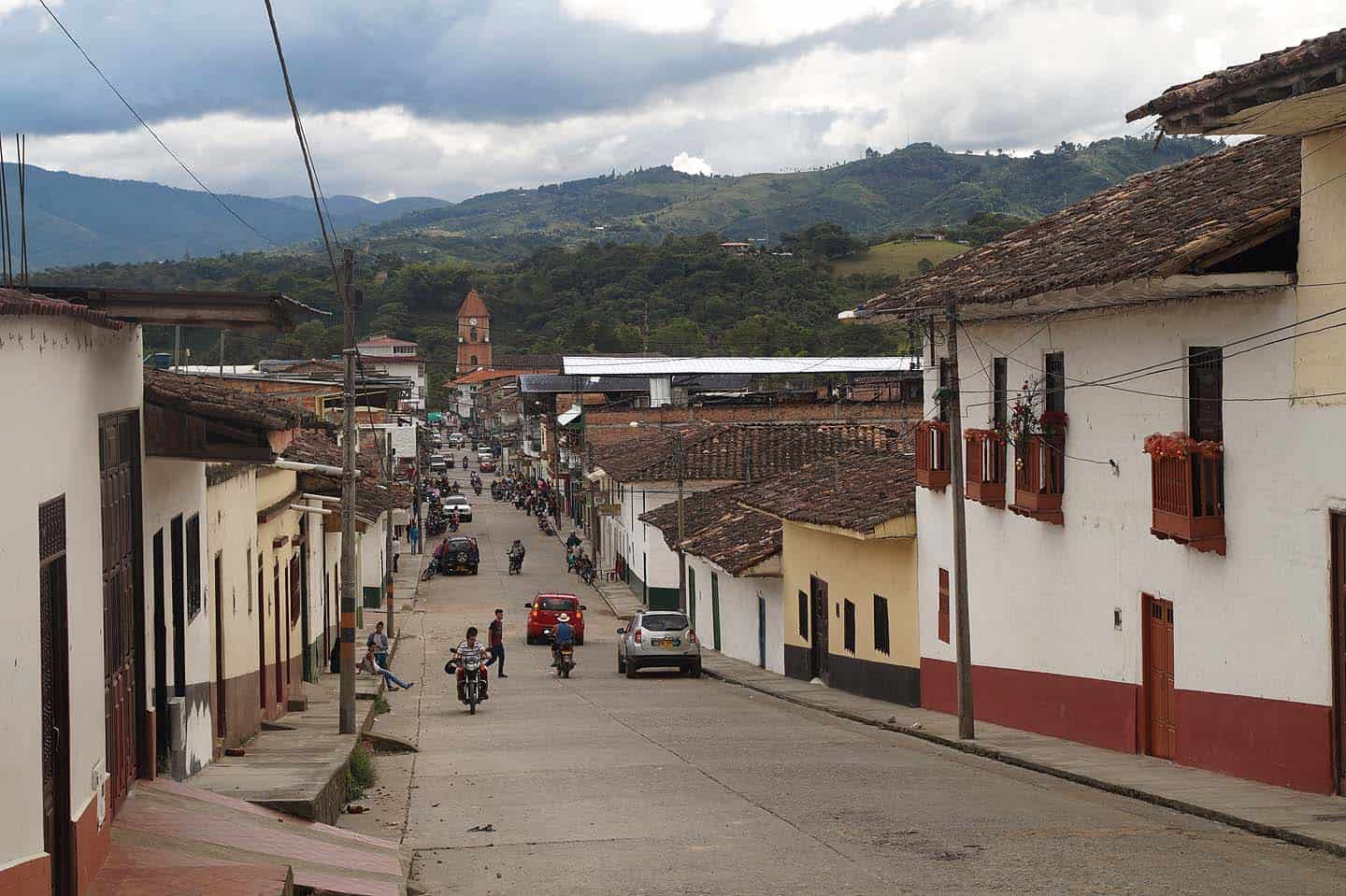 san augustin colombia