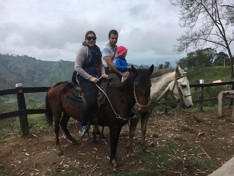 Paardrijden Salento