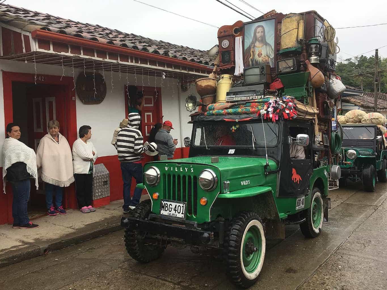 salento parade