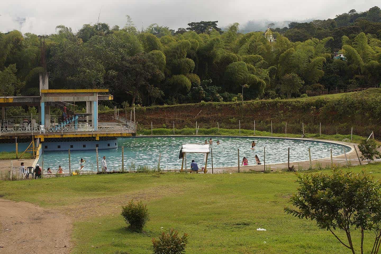zwembad san augustin