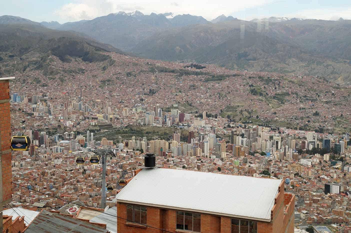 Kabelbaan La Paz