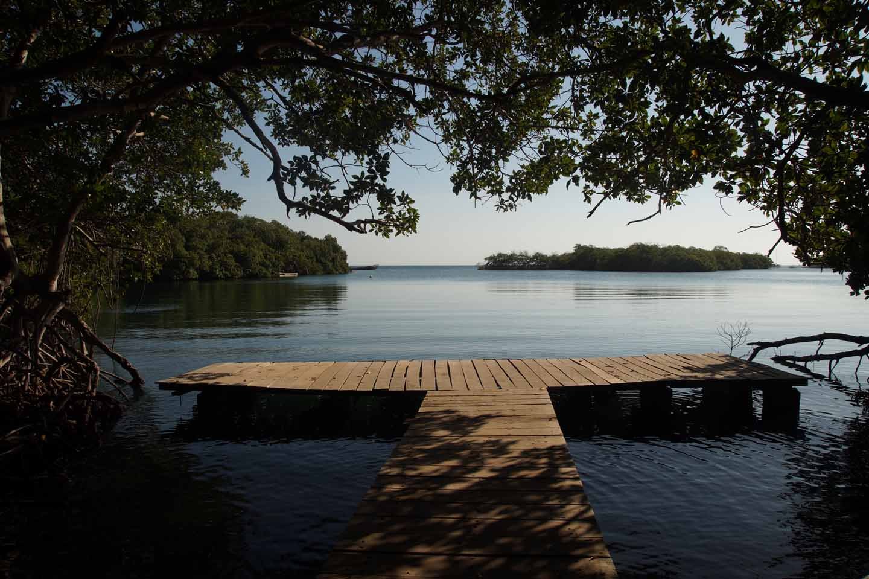 betoverde lagoon
