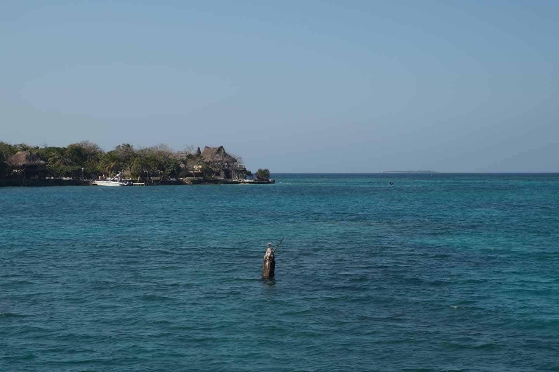 rosario eilanden gente del mar
