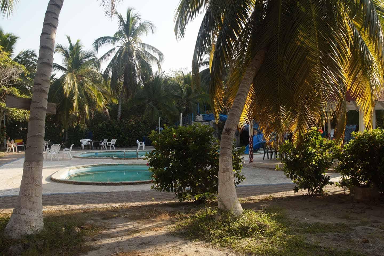 rosario eilanden hostel