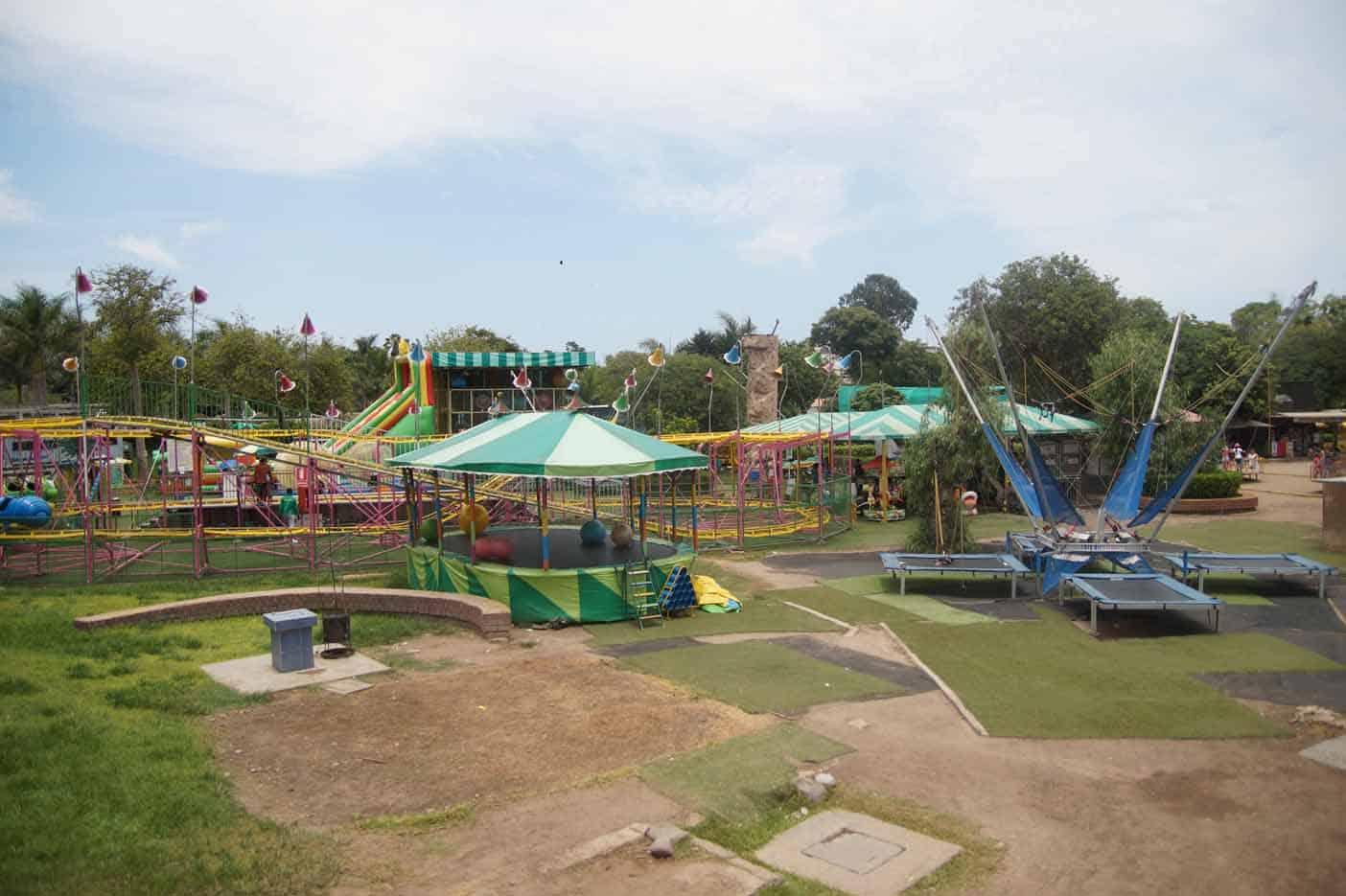Park de las Leyendas dierentuin lima