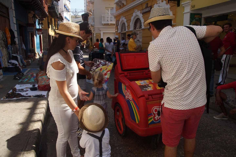 cartagena met kids