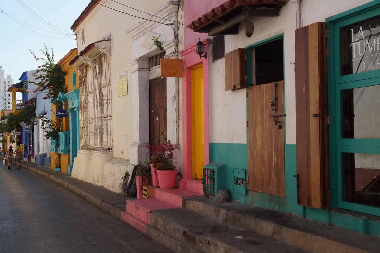 Cartagena Colombia bezienswaardigheden