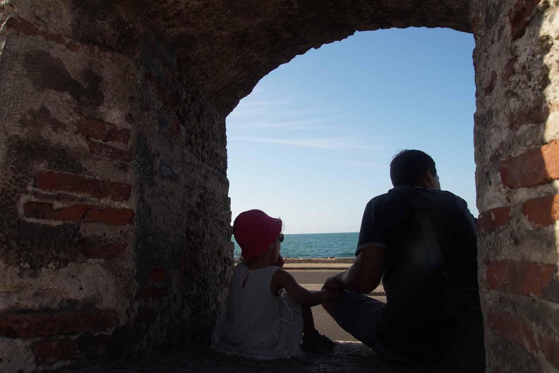 Cartagena met kinderen