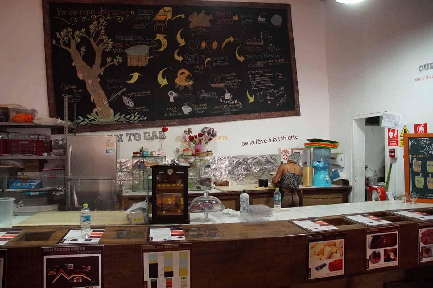 chocolademuseum peru