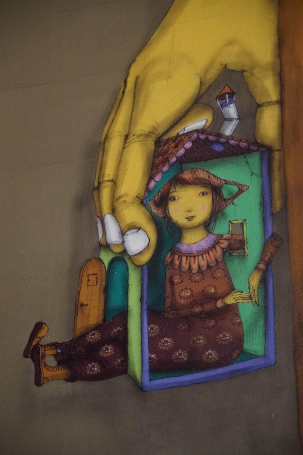 parkstadnacht murals heerlen