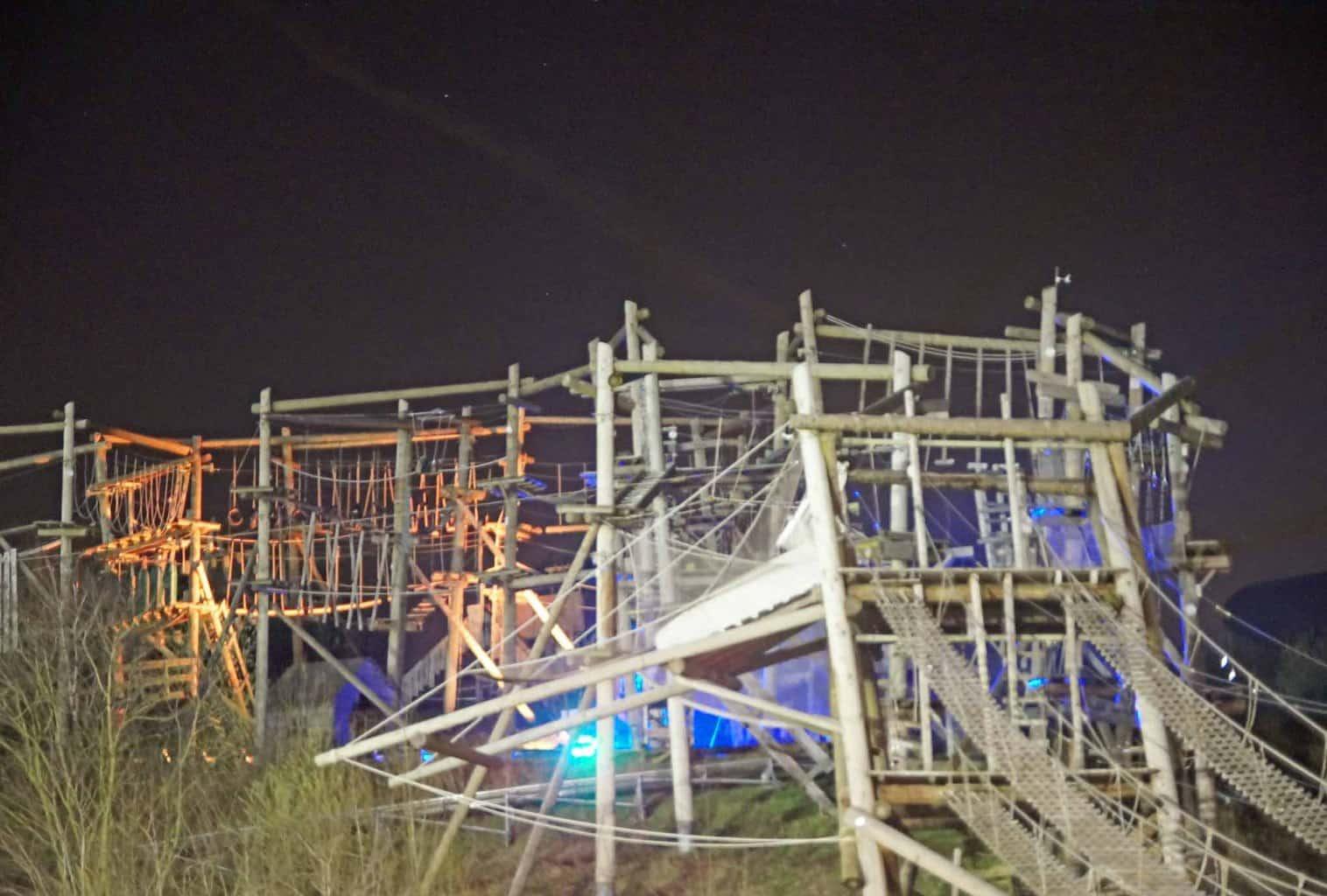 parkstad nacht snowworld