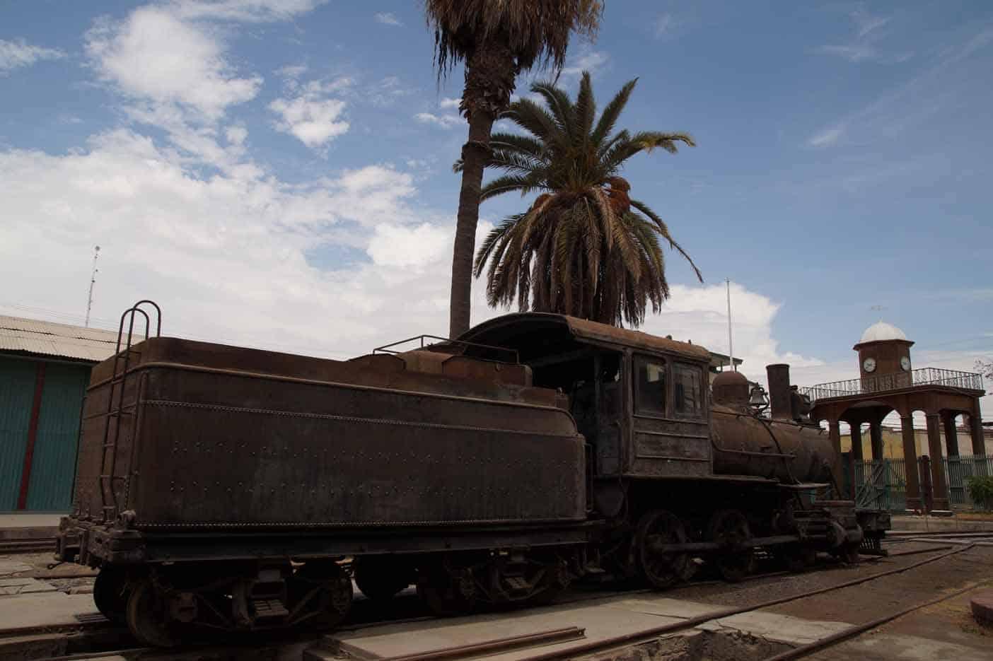 treinmuseum tacna peru