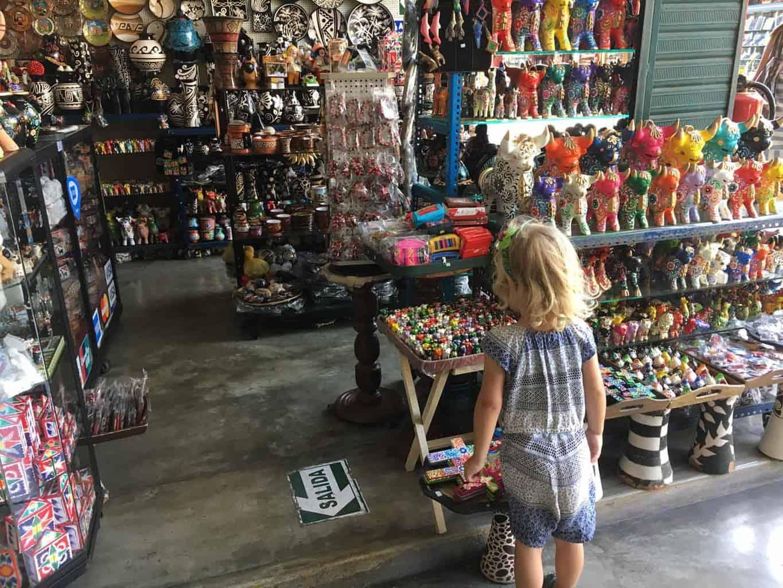 winkelen in lima