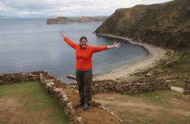 Isla del Sol bolivia wandelen