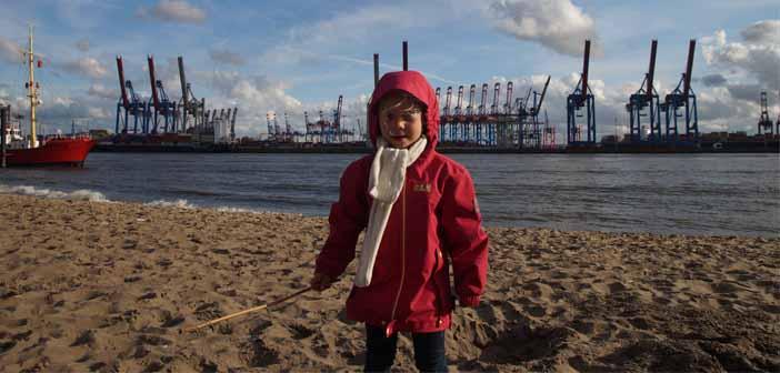 Havenstad hamburg met kinderen gezin op reis for Arabische havenstad