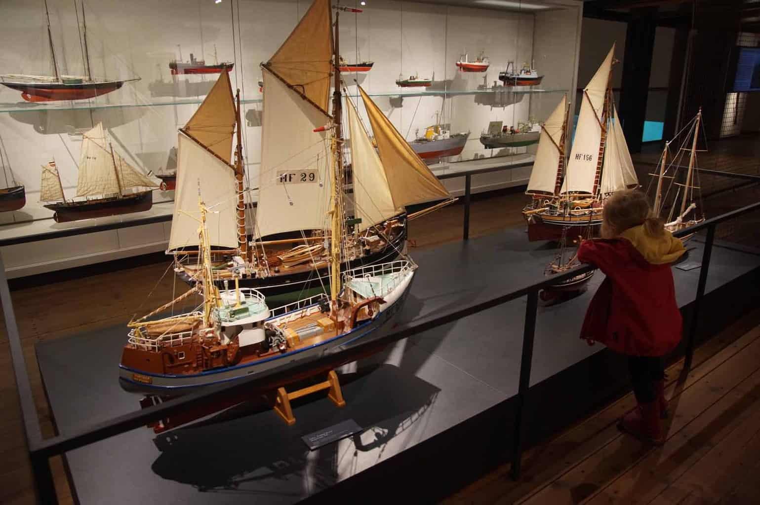 Maritiem museum Hamburg